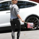 Julianne Hough Shows off Her Patriotic Pride in Studio City 07/03/2018-3