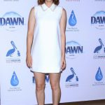 Kate Mara at the Dawn 40th Anniversary of Wildlife Rescue Initiatives in New York City 07/19/2018-3