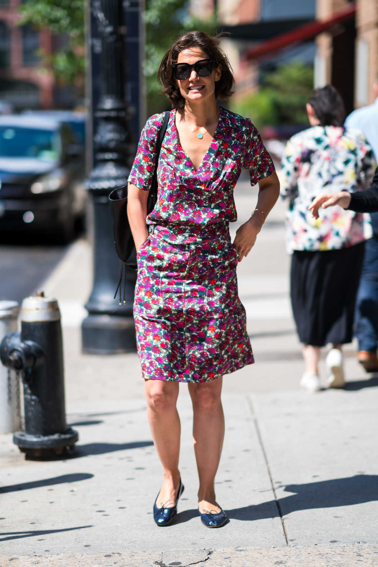 Katie Holmes Stepped Out in New York City 06/28/2018-1