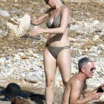 Katy Perry in Bikini on the Beach in Ibiza 06/27/2018-5