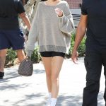 Kendall Jenner Wears a Large Sweatshirt Out in Calabasas 07/20/2018-2
