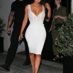 Kim Kardashian Out to Dinner at Spago's in Los Angeles 06/30/2018-2