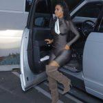 Kim Kardashian Was Seen Out in Calabasas 07/03/2018-2