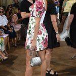 Kimberley Garner Attends the Celia Kritharioti Fashion Show in Paris 07/03/2018-3