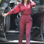 Kourtney Kardashian Arrives at the Katsuya Restaurant in Los Angeles 07/10/2018-3