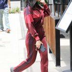 Kourtney Kardashian Arrives at the Katsuya Restaurant in Los Angeles 07/10/2018-5