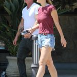 Leila George D'Onofrio Was Spotted Out with Sean Penn in Malibu 07/07/2018-2