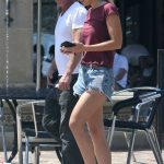 Leila George D'Onofrio Was Spotted Out with Sean Penn in Malibu 07/07/2018-5