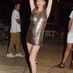Lindsay Lohan Celebrates Her Birthday at a Club on Mykonos 07/02/2018-2