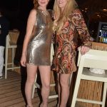 Lindsay Lohan Celebrates Her Birthday at a Club on Mykonos 07/02/2018-3