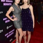 Maia Mitchell Attends the Hot Summer Nights Screening in Los Angeles 07/11/2018-4