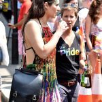 Nicola Thorp Takes Part in the Pride Parade in London 07/07/2018-2