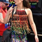 Nicola Thorp Takes Part in the Pride Parade in London 07/07/2018-4