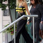 Rita Ora Leaves Her Hotel in Manchester 07/14/2018-3