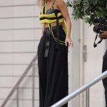 Rita Ora Leaves Her Hotel in Manchester 07/14/2018-4