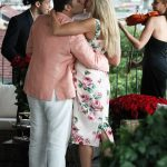 Salvatore Palella Asks the Hand of the Model Samantha Hoopes in the Bulgari Hotel in Milan 07/09/2018-2