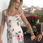 Salvatore Palella Asks the Hand of the Model Samantha Hoopes in the Bulgari Hotel in Milan 07/09/2018-3