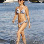 Sylvie Meis in Bikini on the Beach in Mykonos 07/06/2018-2