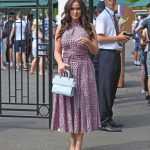 Vicky Pattison Arrives with Her Fiance John Noble at Wimbledon Tennis Tournament in London 07/09/2018-2