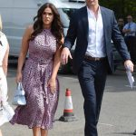 Vicky Pattison Arrives with Her Fiance John Noble at Wimbledon Tennis Tournament in London 07/09/2018-5