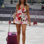 Zara McDermott Leaves ITV Studios in London 07/09/2018-2