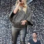 Carrie Underwood Performs at the Tuckerville Festival in Enschede 09/01/2018