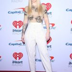Iggy Azalea Attends iHeartRadio Music Festival at T-Mobile Arena in Las Vegas 09/21/2018