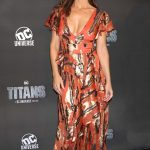 Minka Kelly at the Titans World Premiere in New York 10/03/2018