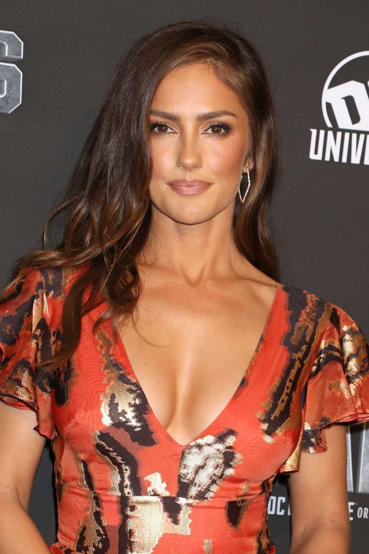 Minka Kelly At The Titans World Premiere In New York 1003