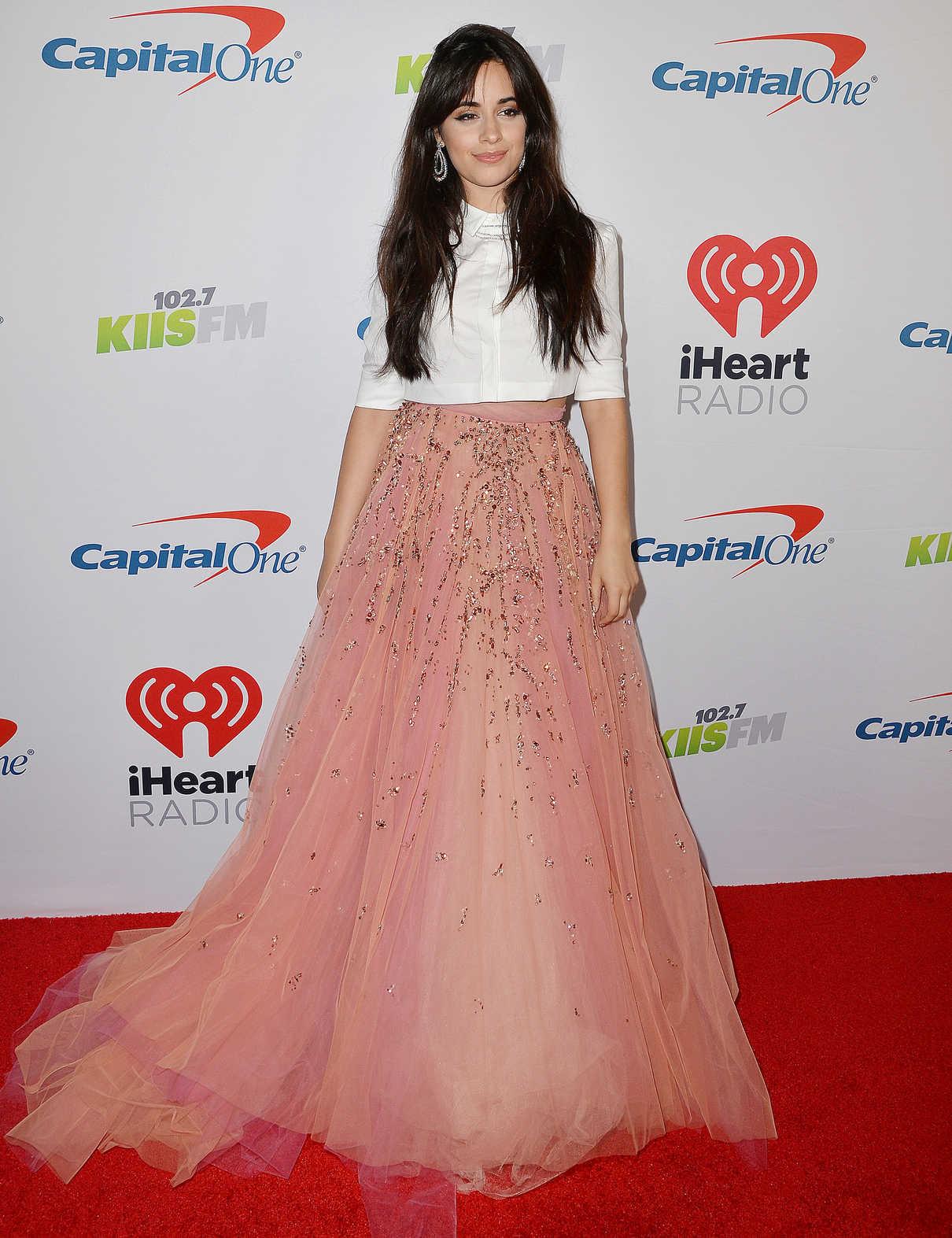Camila Cabello - Camila Cabello Photos - 102.7 KIIS FM