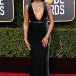 Taraji P. Henson Attends the 76th Annual Golden Globe Awards in Beverly Hills 01/06/2019
