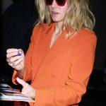 Kristen Bell in an Orange Suit