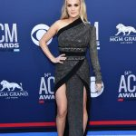 Carrie Underwood Attends the 54th Academy of Country Music Awards in Las Vegas 04/07/2019