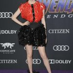 Karen Gillan Attends Avengers: Endgame Premiere in Los Angeles 04/22/2019
