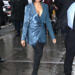 Taraji P. Henson Leaves 2019 Variety's Power of Women in NYC 04/05/2019