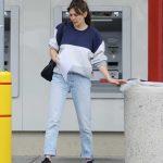 Elizabeth Olsen in a Blue Jeans
