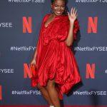 Kyanna Simone Attends Netflix FYC Event: Prom Night