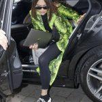 Jessie J in a Green Snakeskin Jacket Was Seen Out in London 06/18/2019