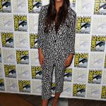 Jameela Jamil Attends The Good Life Press Line During 2019 Comic-Con in San Diego 07/20/2019