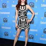 Ksenia Solo Attends Entertainment Weekly's Comic-Con Bash in San Diego 07/20/2019