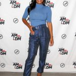 Christina Milian Attends BuzzFeed's AM To DM in New York City 08/27/2019