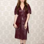 Anna Kendrick Attends the Kate Spade Fashion Show During NYFW in New York 09/08/2019