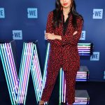 Jameela Jamil Attends WE Day New York 2019 in New York 09/25/2019