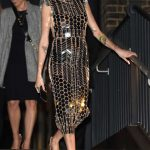 Cara Delevingne Leaves Samsung Space Selfie Launch Party in London 10/23/2019