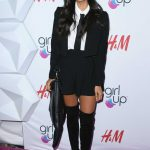 Jameela Jamil Attends the 2nd Annual Girl Up #GirlHero Awards at the Beverly Wilshire Four Seasons Hotel in Beverly Hills 10/13/2019
