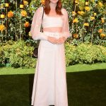 Karen Gillan Attends 2019 Veuve Clicquot Polo Classic at Will Rogers State Park in LA 10/05/2019