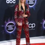Kelsea Ballerini Attends the 2019 American Music Awards at Microsoft Theater in Los Angeles 11/24/2019
