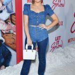 Lexi Jayde Attends Netflix's Let It Snow Premiere in Los Angeles 11/04/2019