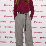 Karen Gillan Visits the Lorraine Show in London 12/06/2019