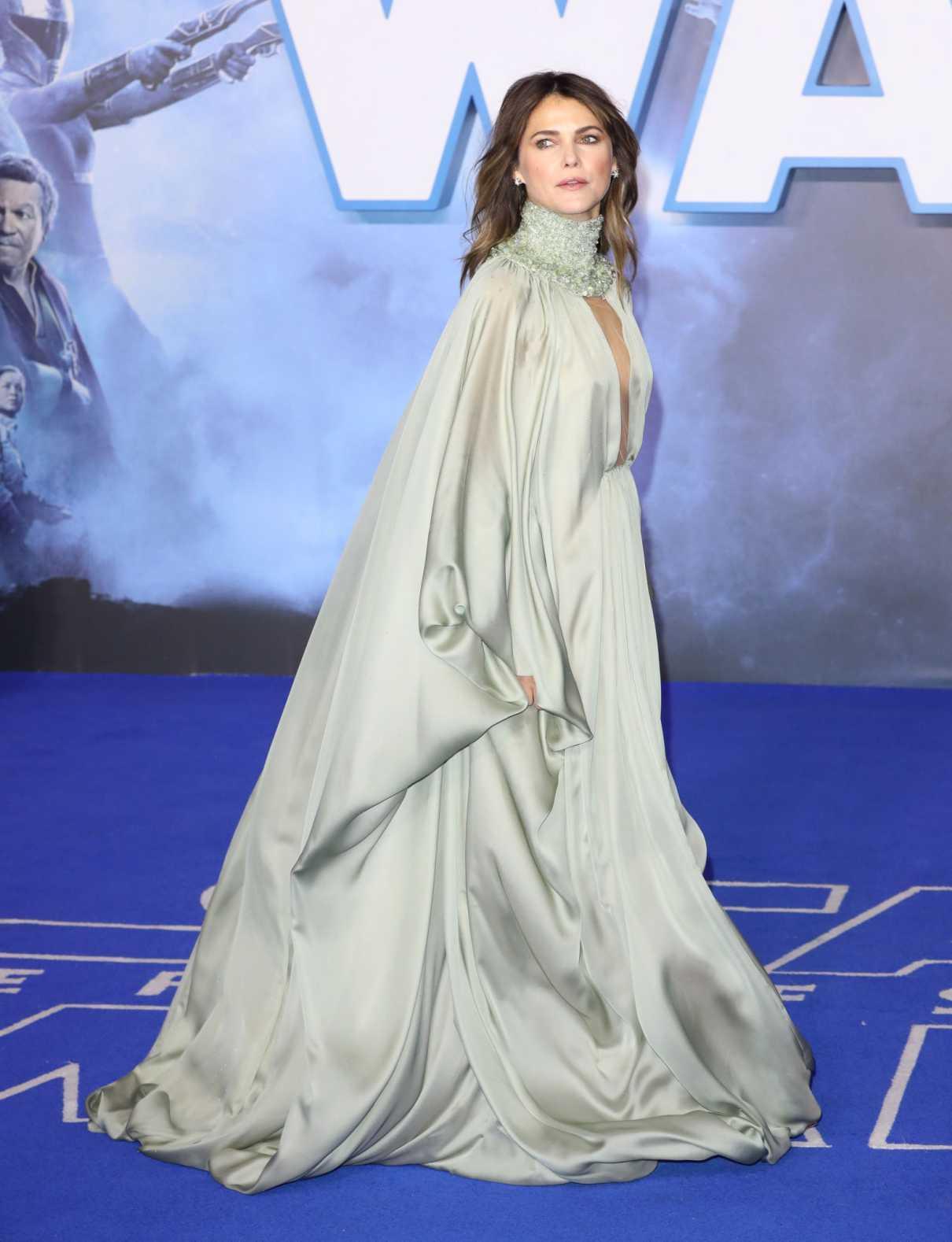 Keri Russell Attends Star Wars The Rise Of Skywalker Premiere In London 12 18 2019 3 Lacelebs Co